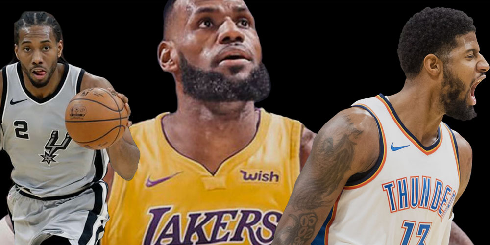 Fichajes de jugadores NBA durante este verano