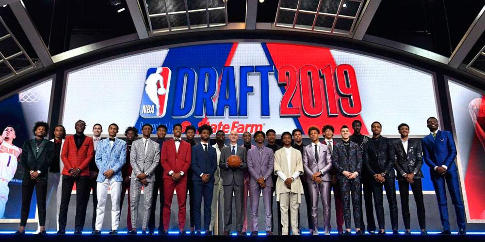 Los primeros elegidos en el Draft 2019