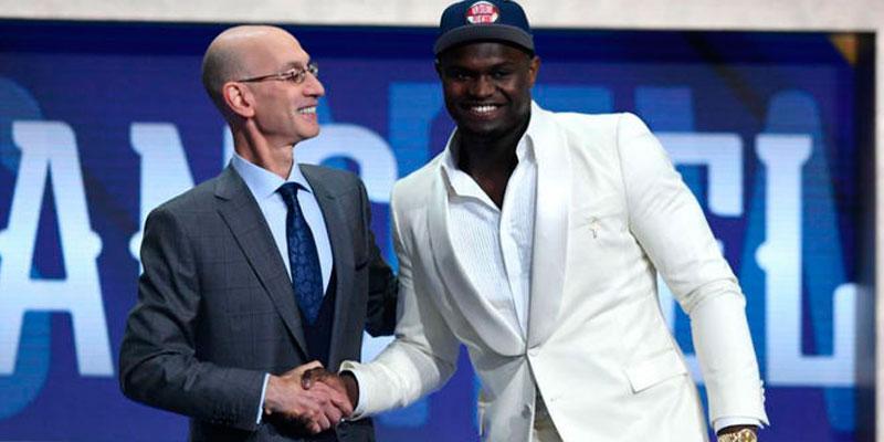 Los primeros elegidos en el Draft 2019 1