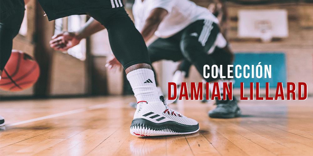 Colección Damian Lillard adidas 1