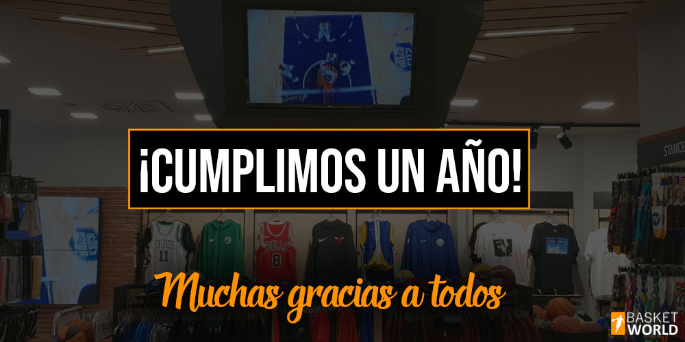 Aniversario Basket World 1