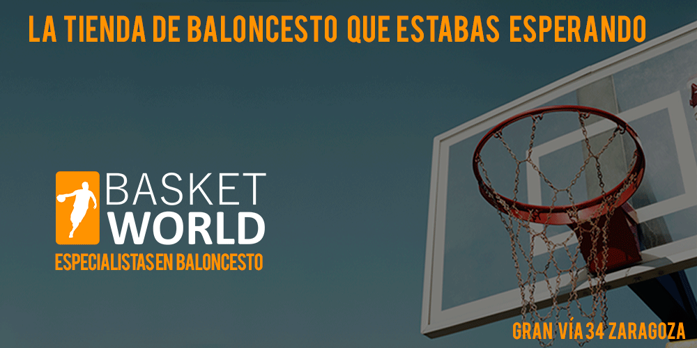 Apertura Basket World en Zaragoza 1