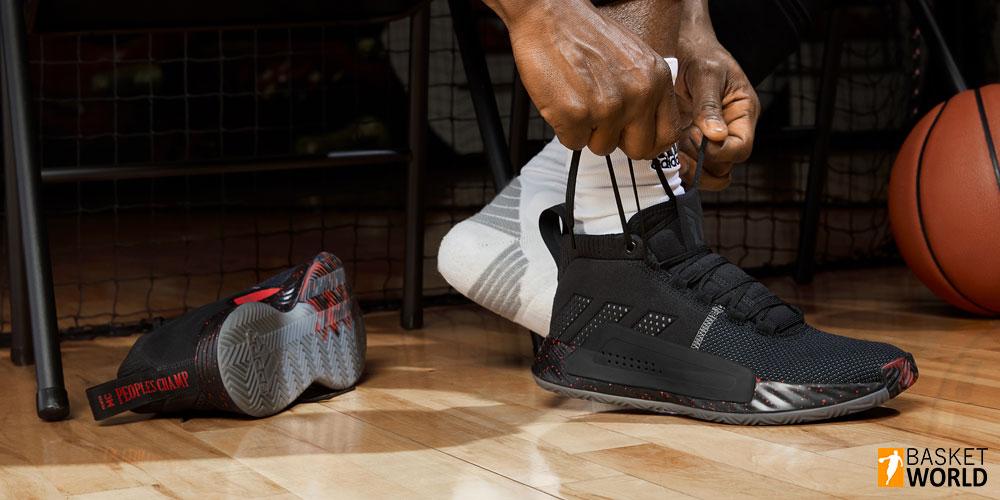 Consejos para elegir la talla de zapatillas de baloncesto