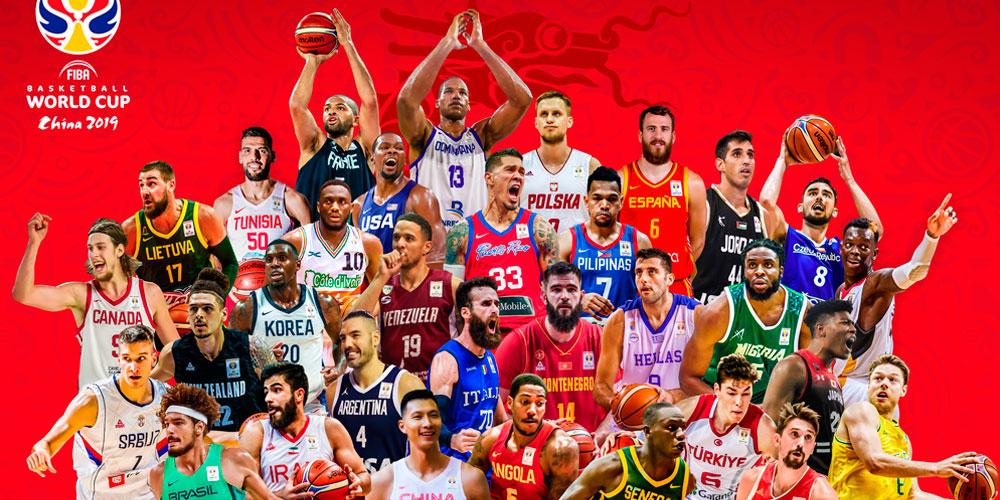 Copa del Mundo de Baloncesto China 2019 1