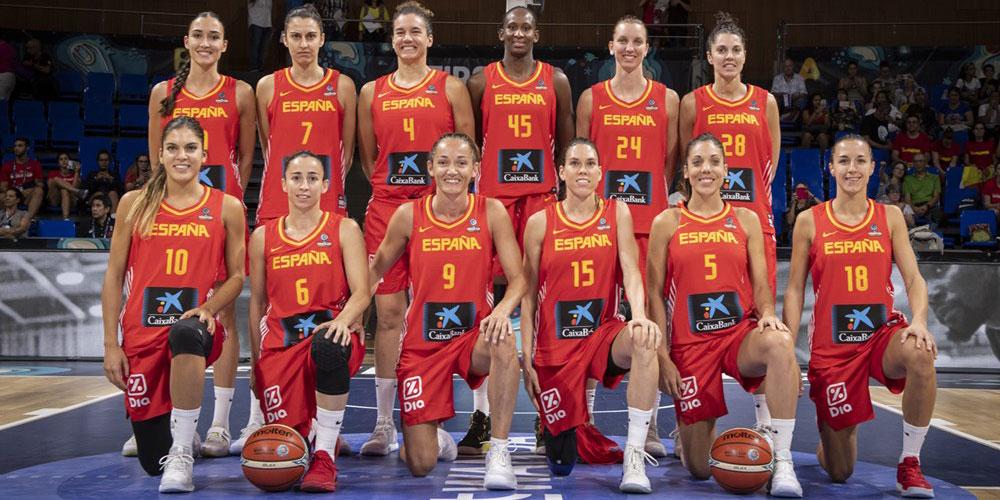 Mundial Basket Femenino 2018 1