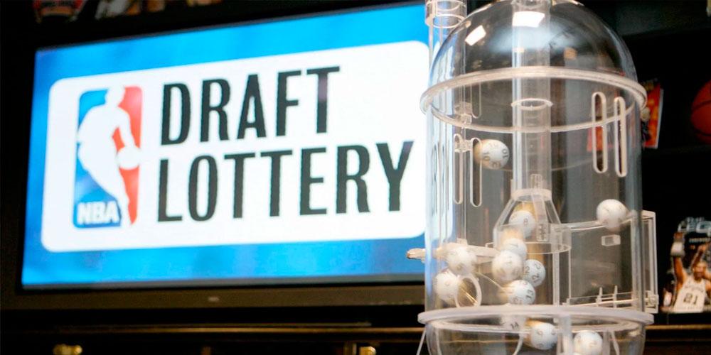Lotería del Draft 2019 1