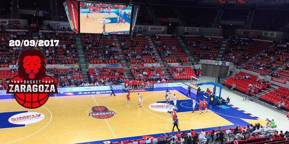 Basket Zaragoza Memorial Abós 1