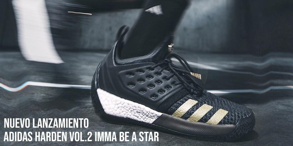 Lanzamiento Adidas Harden Imma Be a star 1