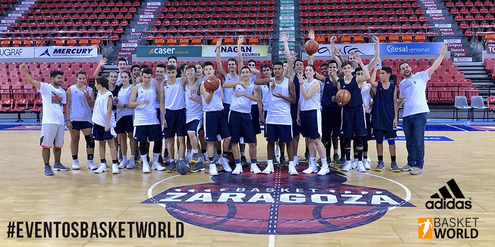 Exitazo en el primer evento Basket World en colaboración con adidas 1