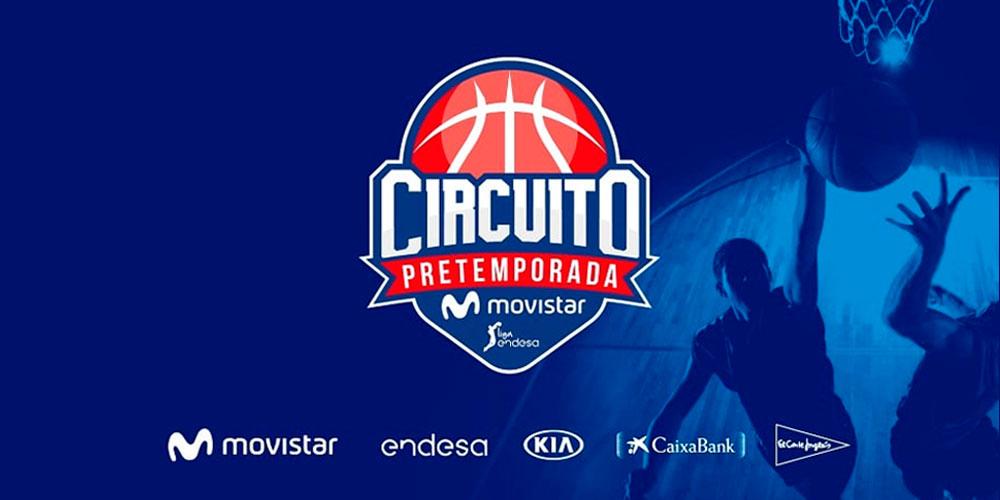 Fechas torneo oficial Pretemporada 2018 Liga Endesa 1