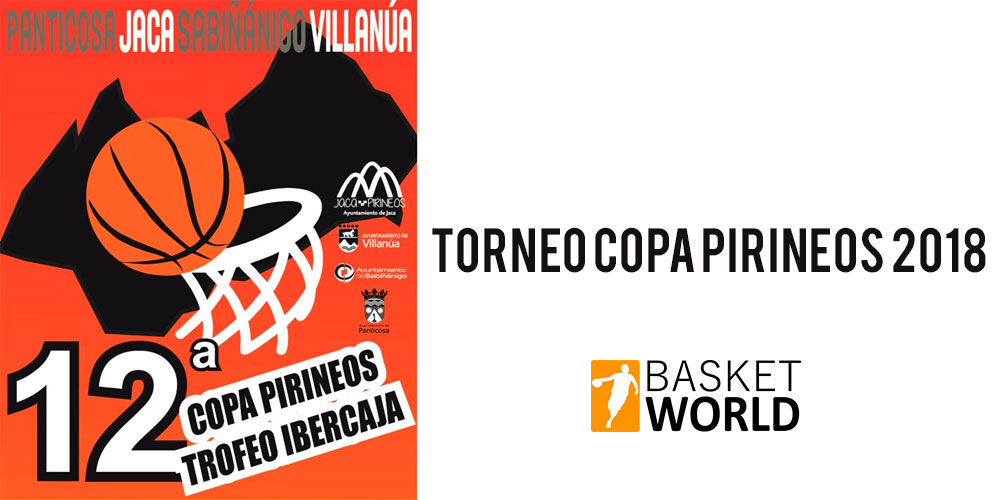 Participación de Basket World en el Torneo Copa Pirineos 2018 1