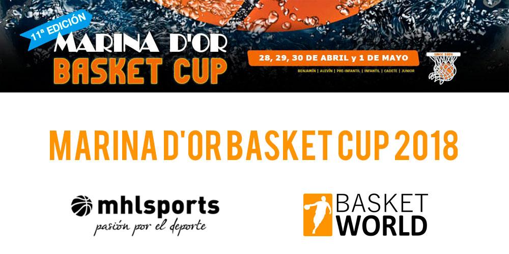 Basket World, patrocinador de Marina d'Or Basket Cup 2018 1