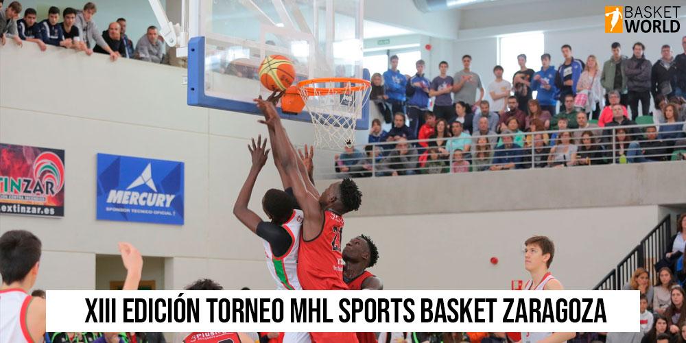 XIII Edición Torneos MHL Sports Basket Zaragoza 1