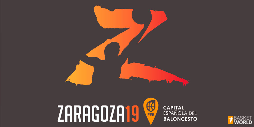 Zaragoza Capital Española Baloncesto 2019 1