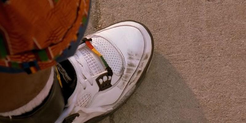 Modelos de zapatillas en la gran pantalla 5
