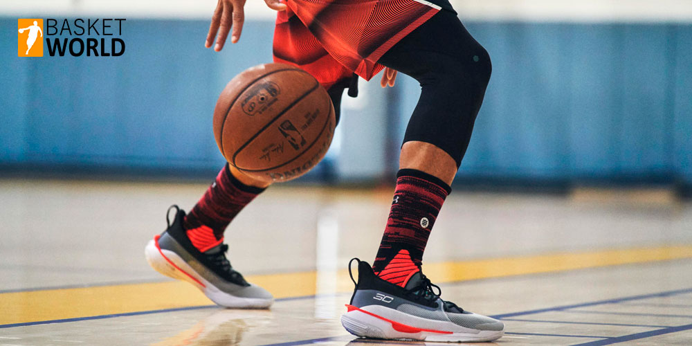 Review zapatillas Curry 7 Under Armour 1
