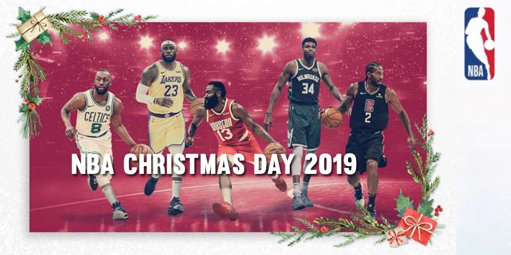 NBA Christmas Day 2019