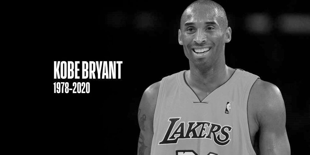 Despedimos a la leyenda del Basket, Kobe Bryant