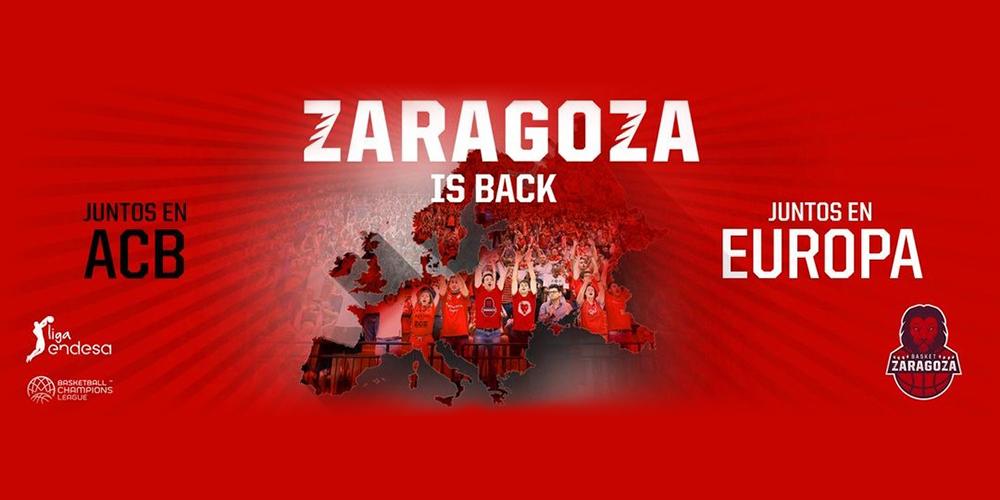 Espectacular temporada del Casademont Zaragoza 1