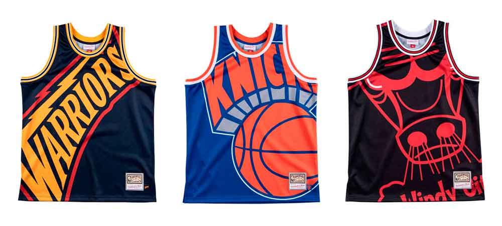 Las camisetas NBA que se llevarán este verano