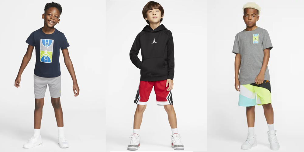 colección jordan junior