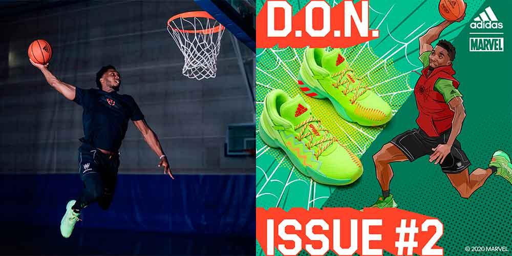 Review D.O.N Issue 2 Spyda Sense 1