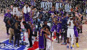 LOS ÁNGELES LAKERS CAMPEONES DE LA NBA 2020 7