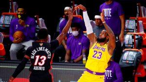 LOS ÁNGELES LAKERS CAMPEONES DE LA NBA 2020 8