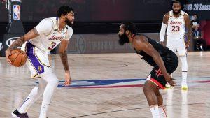 LOS ÁNGELES LAKERS CAMPEONES DE LA NBA 2020 6