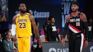 LOS ÁNGELES LAKERS CAMPEONES DE LA NBA 2020 5