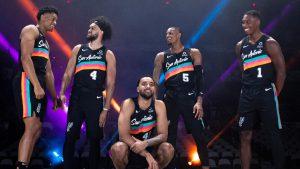 EQUIPACIONES NBA CITY EDITION 2021 19