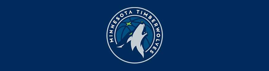 Productos  oficiales NBA Minnesota Timberwolves - Basket World