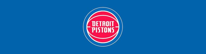Productos oficiales NBA equipo Detroit Pistons - Basket World