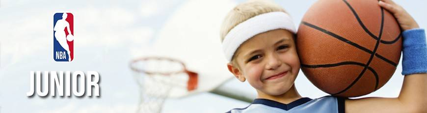 Camisetas y equipaciones NBA para niños - Basket World