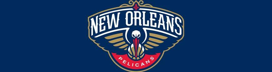 Productos oficiales New Orleans Pelicans - Basket World