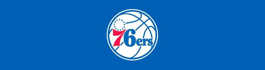 Productos oficiales Philadelphia 76ers NBA - Basket World
