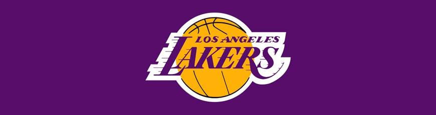 Productos oficiales Los Angeles lakers NBA - Iicf