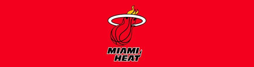 Productos oficiales Miami Heat NBA - Basket World