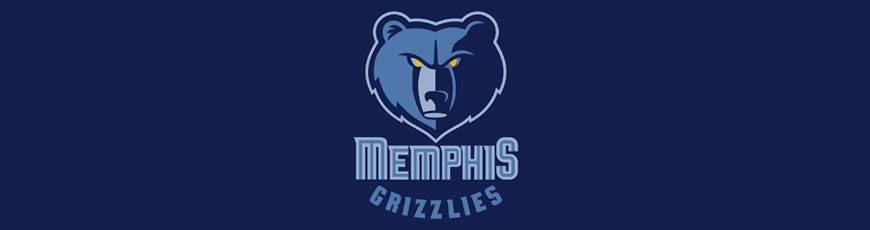 Productos oficiales Memphis Grizzlies NBA - Basket World