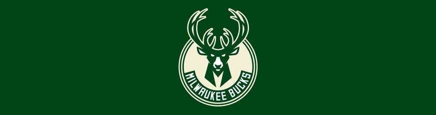 Productos oficiales Milwaukee Bucks NBA - Basket World