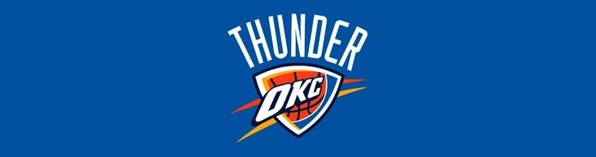 Productos oficiales NBA Oklahoma City Thunder - Basket World